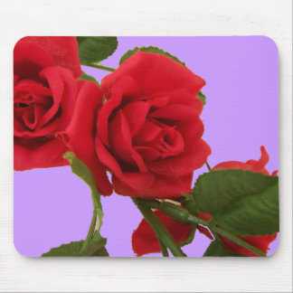 Red Roses Mousepad