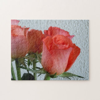 Red roses puzzles