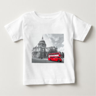 Red Routemaster Baby T-Shirt
