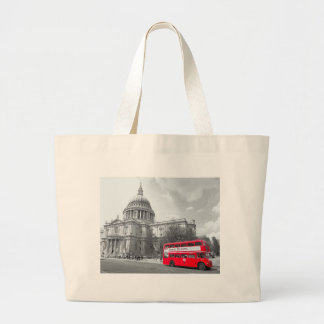 Red Routemaster Bag