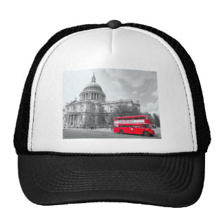 Red Routemaster Hat