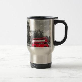 Red Routemaster Travel Mug