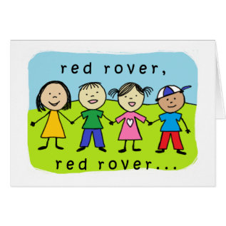Red Rover 60th Birthday Card at Zazzle