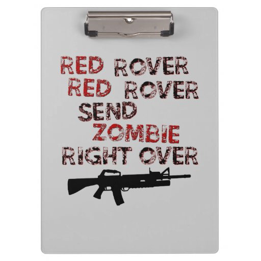 Red Rover Clipboards