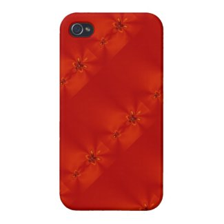 Red Rube iPhone 4/4S Covers
