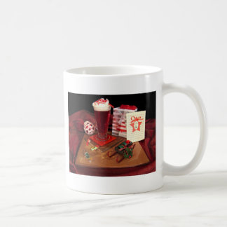 Red Rudolph Coffee Mug