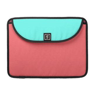 """Red Rules MacBook Pro Sleeve 13"""""""