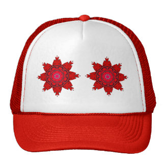 Red Rumba Trucker Hat