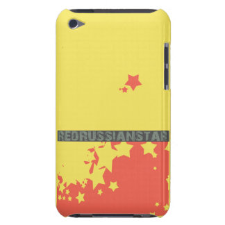 Red Russian Star- Original Cover Case