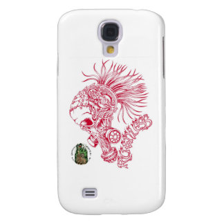 Red - Ruthless Samsung Galaxy S4 Case