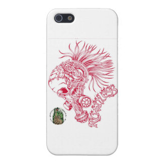 Red - Ruthless Cover For iPhone SE/5/5s