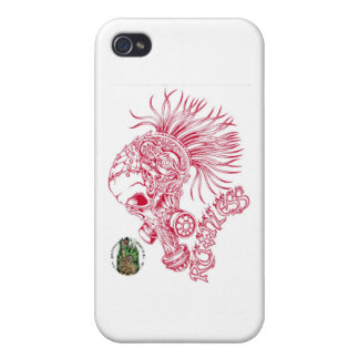 Red - Ruthless iPhone 4/4S Case