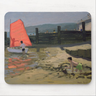 Red Sail Isle of Wight Mouse Pad