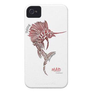Red Sailfish Phonecase iPhone 4 Case-Mate Case