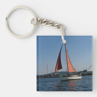 Red Sails Keychain