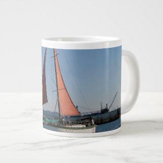 Red Sails Extra Large Mug