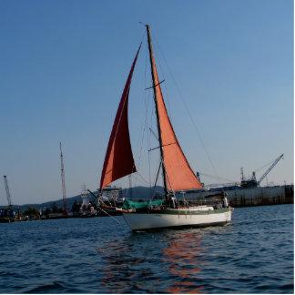 Red Sails Statuette