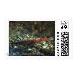Red Salmon #01, Zazzle.com/Jack9Frost Postage