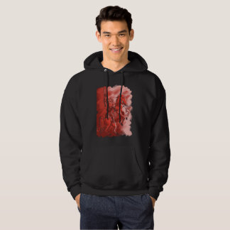 Red Samurai sweatshirt