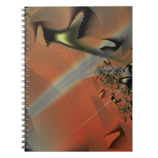 Red Sands Notebook