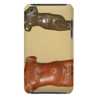 Red sandstone male torso and grey sandstone dancer barely there iPod cover