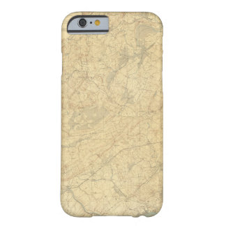 Red Sandstone, New Jersey 2 Barely There iPhone 6 Case