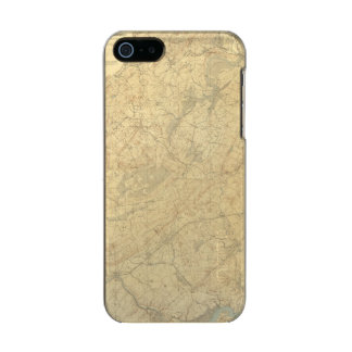 Red Sandstone, New Jersey 2 Metallic iPhone SE/5/5s Case