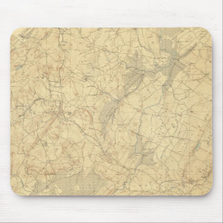 Red Sandstone, New Jersey 2 Mouse Pad
