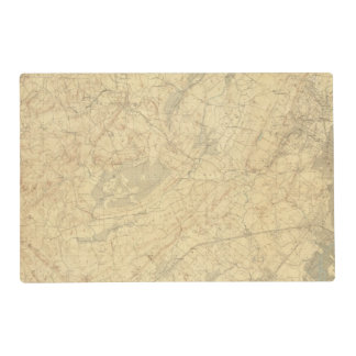 Red Sandstone, New Jersey 2 Placemat