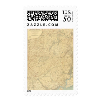 Red Sandstone, New Jersey 2 Postage