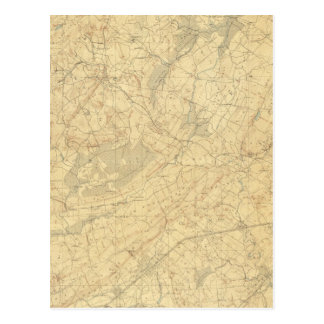 Red Sandstone, New Jersey 2 Postcard