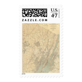 Red Sandstone, New Jersey 3 Postage