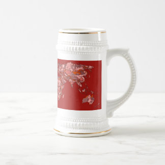 Red sandy atlas mug