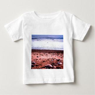 Red Sandy 'Martian' Landscape Baby T-Shirt