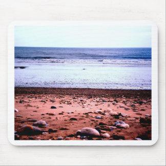 Red Sandy 'Martian' Landscape Mouse Pad