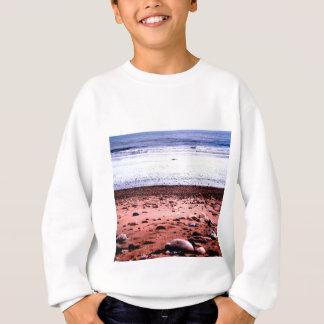 Red Sandy 'Martian' Landscape Sweatshirt