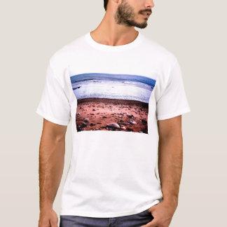 Red Sandy 'Martian' Landscape T-Shirt