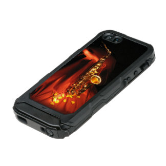 Red Saxophone Incipio ATLAS ID™ iPhone 5 Case