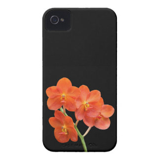 Red Scarlet Orchid IPhone case Case-Mate iPhone 4 Case