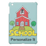 Red School House Tech Case Case For The iPad Mini