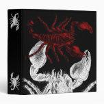 Red Scorpion - Binder