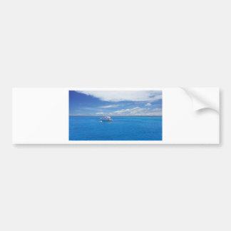 red sea bumper sticker