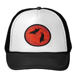 RED SEA DOLPHINS TRUCKER HAT