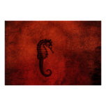 Red Sea Dragon Posters