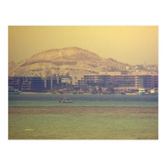 Red sea, Egypt Postcard