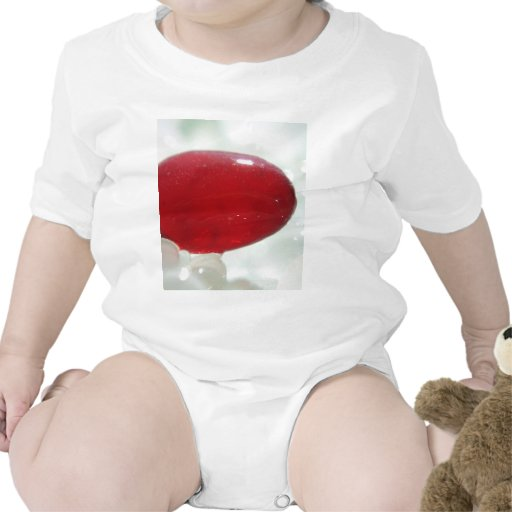 Red Sea Glass Baby Creeper