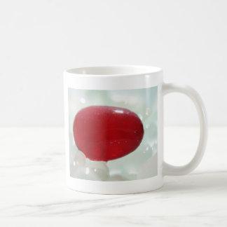 Red Sea Glass Coffee Mug
