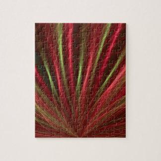 Red Sea-grass Puzzle