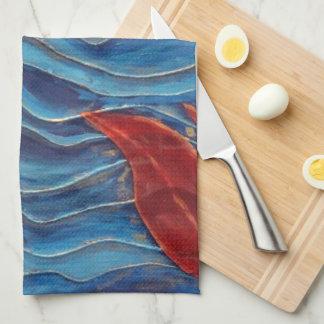 RED SEA HAND TOWEL