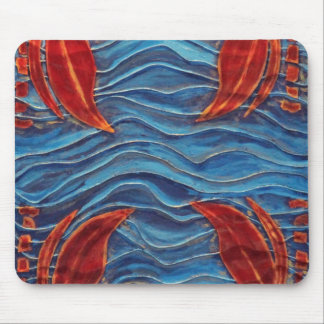RED SEA MOUSE PAD